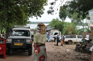 Ukerewe ferry port